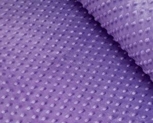 Большая подушка для беременных фиолетовая