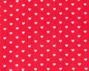 Большая подушка с наволочкой с сердечками