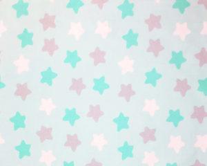 Подушка для всего тела J-mini с наволочкой Пряники на мятном