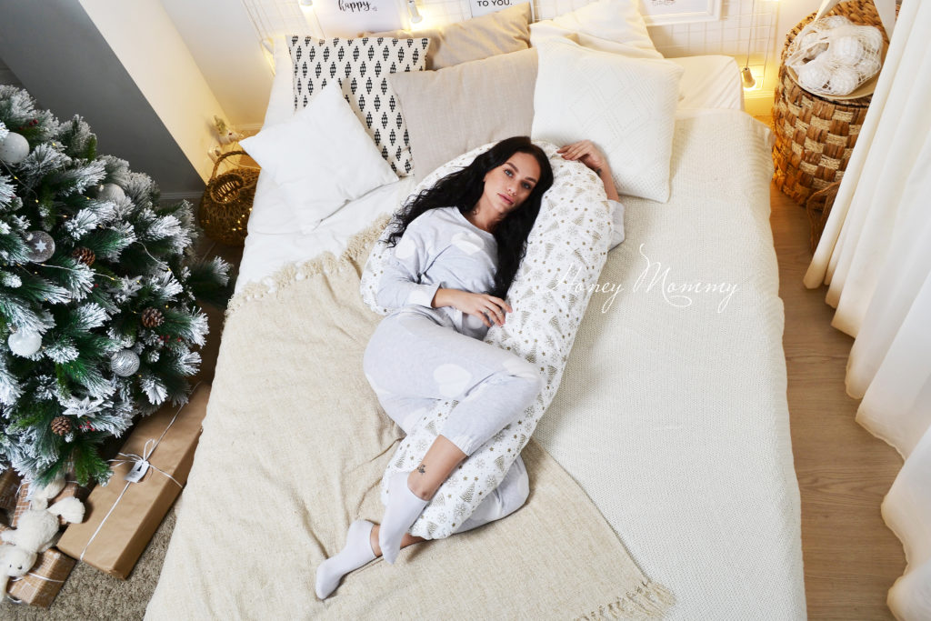 Подушка для беременных мини