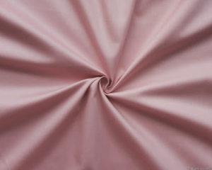 Сатиновая наволочка ежевично-розовая