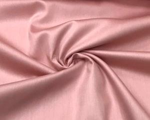 Сатиновая наволочка пыльная роза